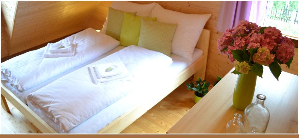 Cedrový penzion - ubytování s vůní dřeva